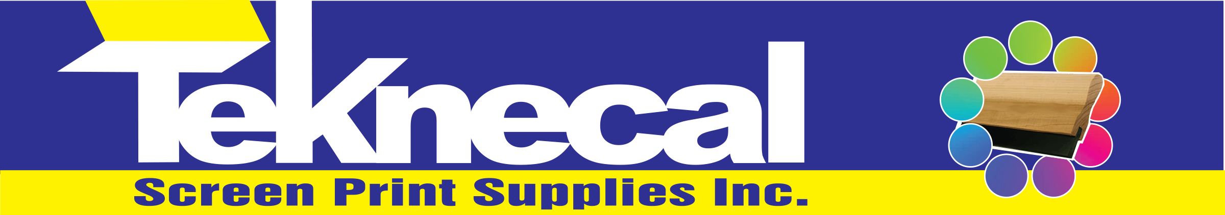 Teknecal Screen Print Supplies Inc